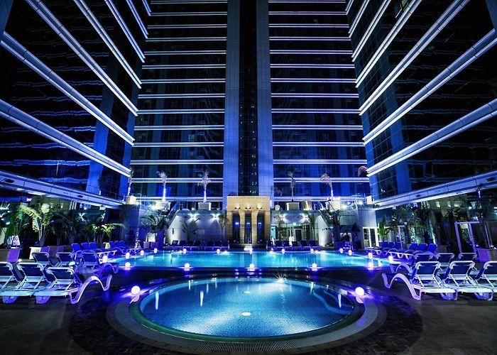 Ghaya grand hotel 5 оаэ дубай купить жилье в дубае недорого